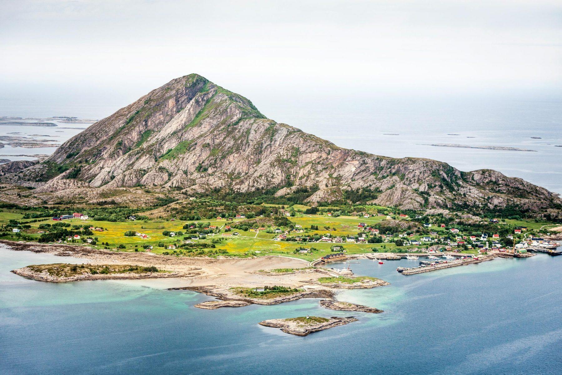 NORWAY AERIALS
