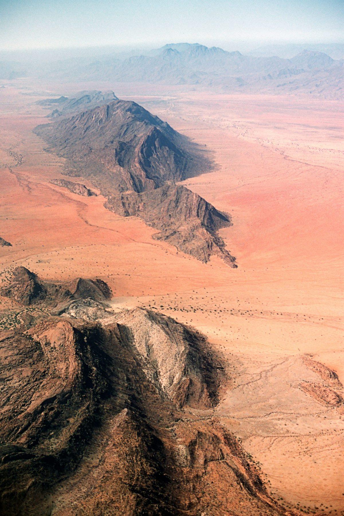 NAMIBIA AERIALS