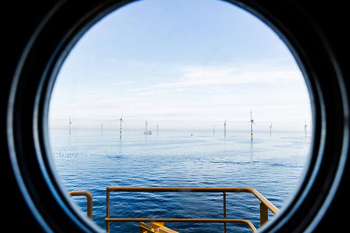 Derek Henthorn Photography | Fotografie Muenchen | Offshore Wind Park